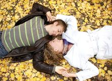 άνθρωποι αγάπης Στοκ φωτογραφία με δικαίωμα ελεύθερης χρήσης