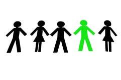 άνθρωποι ειδικοί Στοκ εικόνα με δικαίωμα ελεύθερης χρήσης