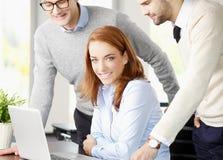 άνθρωποι επιχειρηματικών &m Στοκ εικόνες με δικαίωμα ελεύθερης χρήσης