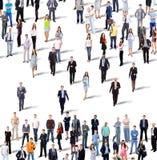 άνθρωποι επιχειρηματικών &m στοκ φωτογραφία