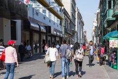 Άνθρωποι και τρόπος ζωής στη Λίμα Στοκ φωτογραφία με δικαίωμα ελεύθερης χρήσης