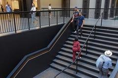 Άνθρωποι μέσα στο Tate Modern Στοκ φωτογραφίες με δικαίωμα ελεύθερης χρήσης