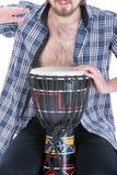 Άνθρωποι μουσικών Στοκ Εικόνες