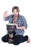 Άνθρωποι μουσικών Στοκ Φωτογραφίες