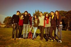 άνθρωποι ομάδας Στοκ εικόνες με δικαίωμα ελεύθερης χρήσης