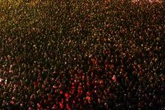 άνθρωποι πλήθους Στοκ φωτογραφία με δικαίωμα ελεύθερης χρήσης