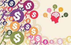 Άνθρωποι που δίνουν τα χρήματα για την έννοια Crowdfunding Στοκ φωτογραφία με δικαίωμα ελεύθερης χρήσης