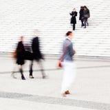 Άνθρωποι πόλεων Στοκ Εικόνες