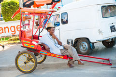 Άνθρωποι σε ANTANANARIVO, ΜΑΔΑΓΑΣΚΆΡΗ Στοκ Φωτογραφίες