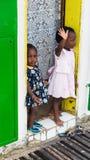 Άνθρωποι σε LIBREVILLE, ΓΚΑΜΠΌΝ στοκ φωτογραφίες