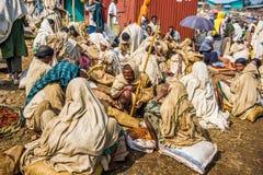 Άνθρωποι στην Αιθιοπία, Αφρική Στοκ φωτογραφία με δικαίωμα ελεύθερης χρήσης