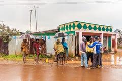 Άνθρωποι στην Αιθιοπία Στοκ φωτογραφία με δικαίωμα ελεύθερης χρήσης