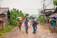 Άνθρωποι στην Αιθιοπία Στοκ φωτογραφίες με δικαίωμα ελεύθερης χρήσης