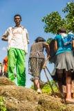 Άνθρωποι στην Αιθιοπία Στοκ εικόνες με δικαίωμα ελεύθερης χρήσης