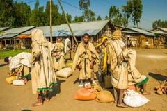 Άνθρωποι στην Αιθιοπία Στοκ εικόνα με δικαίωμα ελεύθερης χρήσης