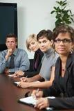 Άνθρωποι στην επιχειρησιακή κατάρτιση Στοκ Εικόνες