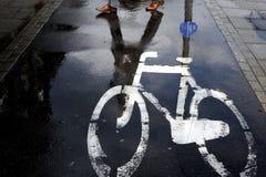 Άνθρωποι στην οδό Στοκ Εικόνες