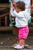 Άνθρωποι στην ΠΟΛΗ της ΓΟΥΑΤΕΜΑΛΑ, ΓΟΥΑΤΕΜΑΛΑ Στοκ Φωτογραφίες
