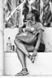 Άνθρωποι στην ΠΟΛΗ της ΓΟΥΑΤΕΜΑΛΑ, ΓΟΥΑΤΕΜΑΛΑ Στοκ φωτογραφία με δικαίωμα ελεύθερης χρήσης