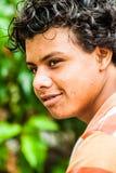 Άνθρωποι στην ΠΟΛΗ της ΓΟΥΑΤΕΜΑΛΑ, ΓΟΥΑΤΕΜΑΛΑ Στοκ Εικόνες