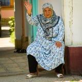 Άνθρωποι στην ΤΑΣΚΕΝΔΗ, ΟΥΖΜΠΕΚΙΣΤΑΝ Στοκ φωτογραφία με δικαίωμα ελεύθερης χρήσης