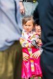 Άνθρωποι στη ΒΌΡΕΙΑ ΚΟΡΈΑ Στοκ φωτογραφίες με δικαίωμα ελεύθερης χρήσης