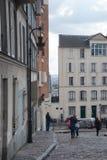 Άνθρωποι στο Παρίσι στοκ εικόνα