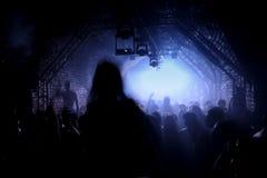 άνθρωποι συμβαλλόμενων μ&ep Στοκ Φωτογραφίες