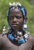 άνθρωποι της Αιθιοπίας Στοκ Εικόνα