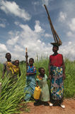 άνθρωποι της Αφρικής Στοκ φωτογραφία με δικαίωμα ελεύθερης χρήσης