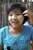 άνθρωποι της Βιρμανίας Myanmar Στοκ φωτογραφίες με δικαίωμα ελεύθερης χρήσης