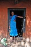 άνθρωποι της Ινδίας φυλετικοί Στοκ φωτογραφίες με δικαίωμα ελεύθερης χρήσης