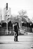 Άνθρωποι του Βουκουρεστι'ου Στοκ φωτογραφία με δικαίωμα ελεύθερης χρήσης