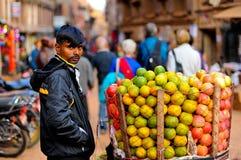 Άνθρωποι του Νεπάλ Στοκ εικόνες με δικαίωμα ελεύθερης χρήσης
