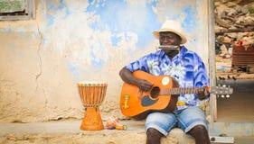 Άνθρωποι του Πράσινου Ακρωτηρίου, Αφρική στοκ φωτογραφίες με δικαίωμα ελεύθερης χρήσης