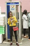 Άνθρωποι Χονγκ Κονγκ Στοκ εικόνα με δικαίωμα ελεύθερης χρήσης