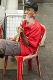 Άνθρωποι Χονγκ Κονγκ Στοκ Εικόνα