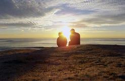 άνθρωποι δύο Στοκ Εικόνες