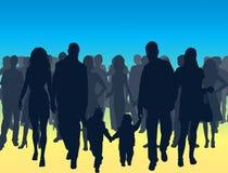 άνθρωποι Στοκ φωτογραφία με δικαίωμα ελεύθερης χρήσης