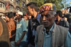 Άνθρωποι Himachal Στοκ εικόνα με δικαίωμα ελεύθερης χρήσης