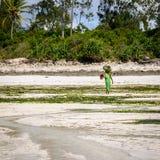 Άνθρωποι Zanzibar Στοκ Φωτογραφίες