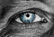 άνθρωπος ματιών Στοκ Φωτογραφίες
