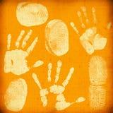 άνθρωπος χεριών Στοκ Εικόνες
