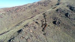 Άνοδοι αλόγων στα βουνά φιλμ μικρού μήκους