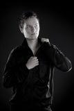 άνοιγμα φερμουάρ πουκάμι&si Στοκ φωτογραφίες με δικαίωμα ελεύθερης χρήσης