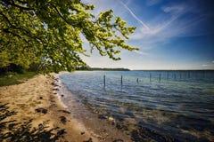 Άνοιξη ακτών Στοκ φωτογραφίες με δικαίωμα ελεύθερης χρήσης