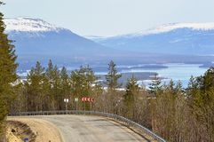 Άνοιξη Βουνό  Στοκ εικόνα με δικαίωμα ελεύθερης χρήσης