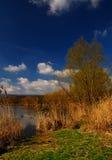 άνοιξη λιμνών Στοκ φωτογραφίες με δικαίωμα ελεύθερης χρήσης