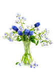 άνοιξη λουλουδιών ανθοδεσμών στοκ εικόνα με δικαίωμα ελεύθερης χρήσης