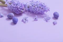 άνοιξη λουλουδιών αυγών Στοκ Εικόνα